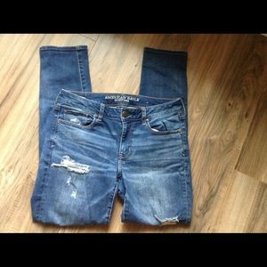 American Eagle Super Stretch X Jeans Size 12